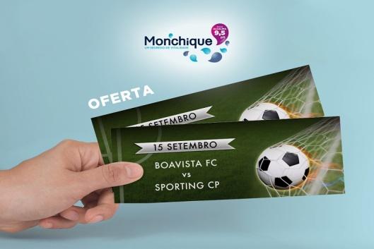Passatempo jogo Boavista FC - Sporting CP