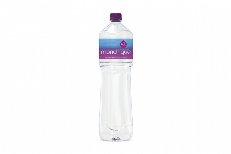 Porquê garrafas não espalmáveis?