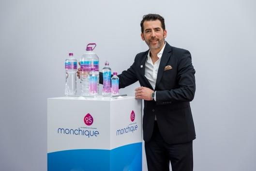 Diretor Comercial e de Marketing da Água Monchique fala na ModaLisboa