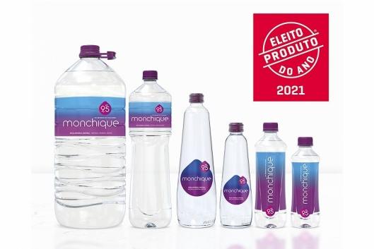 Água Monchique Produto do Ano 2021
