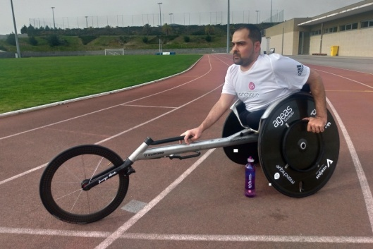 Entrevista de João Correia, atleta paraolímpico apoiado pela Água Monchique