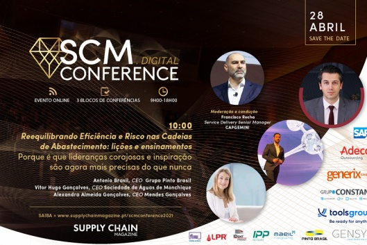 CEO da Água Monchique na SCM Digital Conference