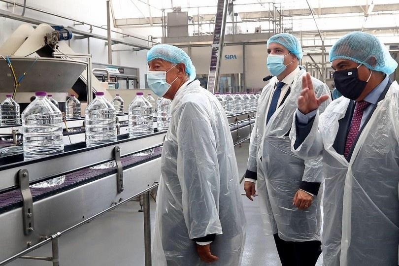 Visita Presidente fábrica 02