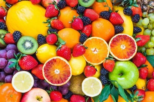 Fruta à sobremesa