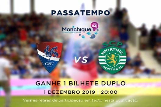 Gil Vicente FC vs Sporting CP - Liga NOS