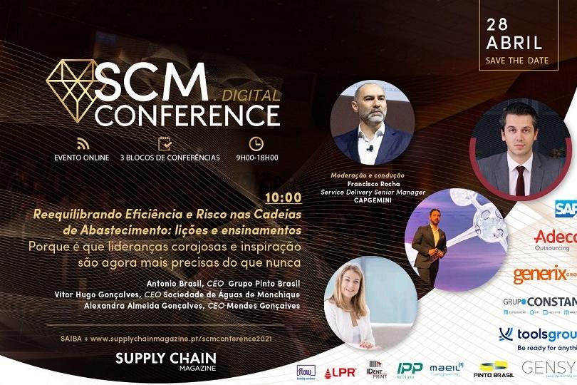 SCM Digital Conference