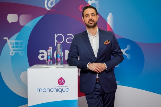 Entrevista do CEO da Água Monchique à Revista Marketeer