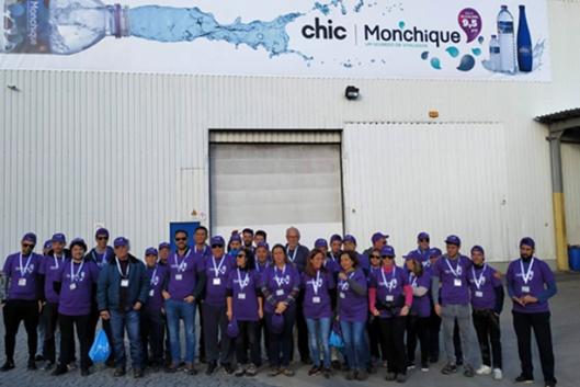 Sociedade da Água de Monchique distribui prémio pelos colaboradores