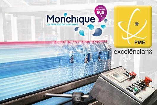 Água Monchique é PME Excelência 2018