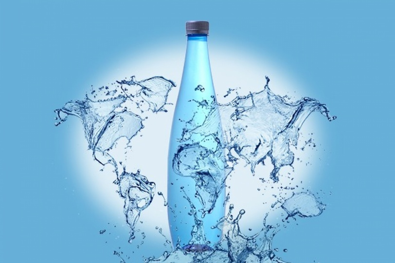 CHIC turq mundo água
