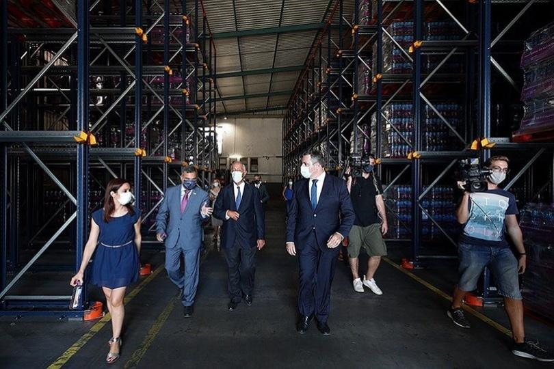 Visita Presidente fábrica 05