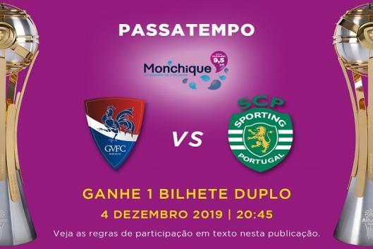 Gil Vicente FC vs Sporting CP Taça da Liga