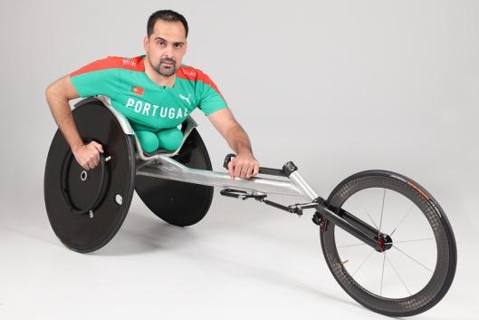 Estreia de João Correia nos Paraolímpicos