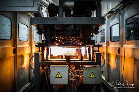 Processo industrial da Água Monchique pela lente de Pedro Queiroga