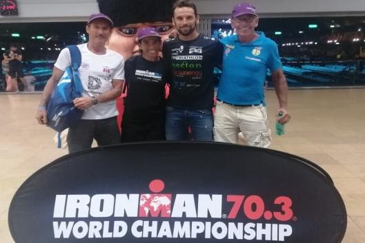 A Sociedade da Água monchique apoia atletas do triatlo