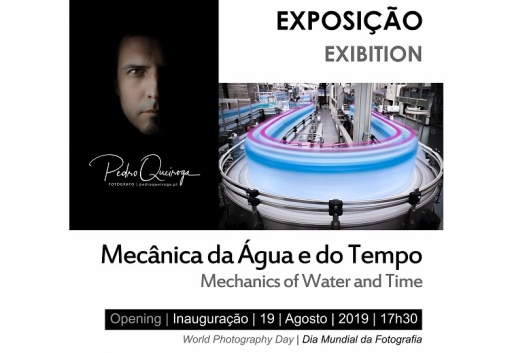 Água Monchique na ótima de Pedro Queiroga