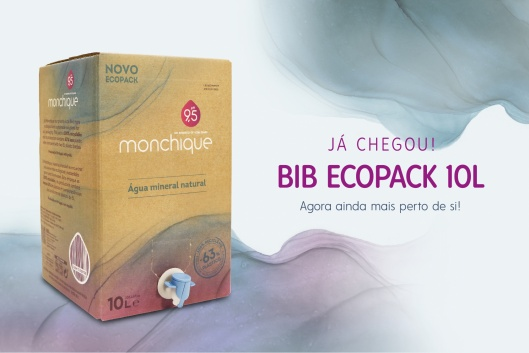 Novo BIB Ecopack Monchique 10L