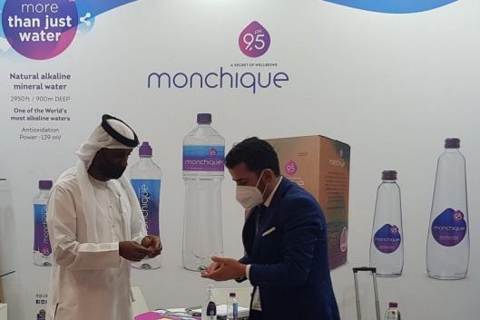 Água Monchique presente na Gulfood 2021