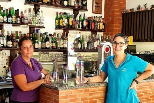 Água Monchique apoia comércio local
